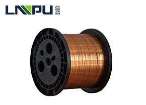 ultra-fine enameled rectangular copper wire